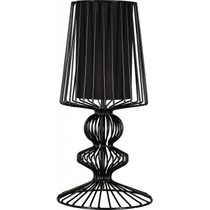Aveiro S Black I 5411 - Nowodvorski - lampa biurkowa nowoczesna - 5411 - tanio - promocja - sklep