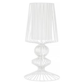 Aveiro S White I 5410 - Nowodvorski - lampa biurkowa nowoczesna