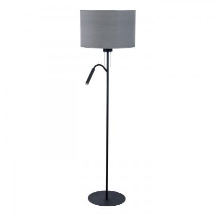 Hotel Plus Grey 9072 - Nowodvorski - lampa podłogowa nowoczesna - 9072 - tanio - promocja - sklep