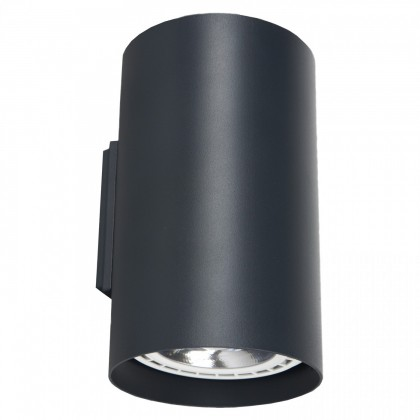 Tube Graphite 9318 - Nowodvorski - plafon nowoczesny - 9318 - tanio - promocja - sklep