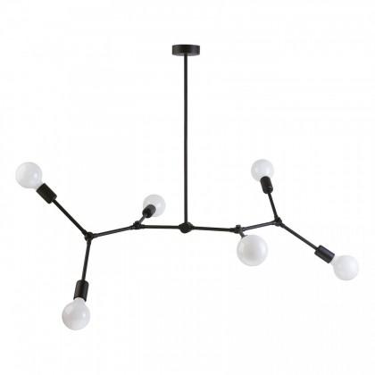 Twig Black Vi 9138 - Nowodvorski - plafon nowoczesny - 9138 - tanio - promocja - sklep