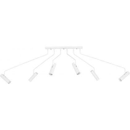 Eye Super White 6 6492 - Nowodvorski - plafon nowoczesny - 6492 - tanio - promocja - sklep