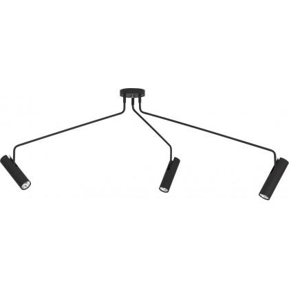 Eye Super Black 3 6504 - Nowodvorski - plafon nowoczesny - 6504 - tanio - promocja - sklep