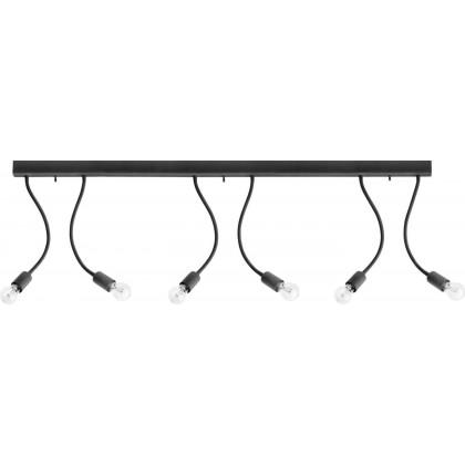 Flex Black Vi 9765 - Nowodvorski - plafon nowoczesny - 9765 - tanio - promocja - sklep