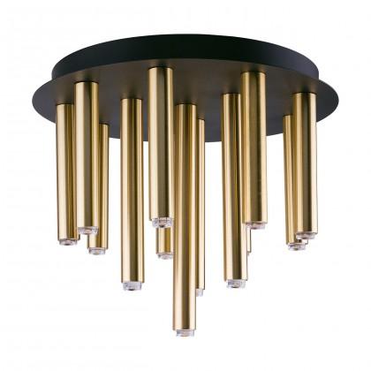 Stalactite Black-Brass Xiii 9054 - Nowodvorski - plafon nowoczesny - 9054 - tanio - promocja - sklep