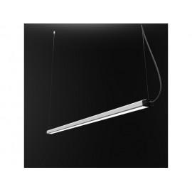 H Led White-Black 8910 - Nowodvorski - lampa wisząca nowoczesna