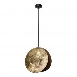 Wheel Gold I 9028 - Nowodvorski - lampa wisząca nowoczesna