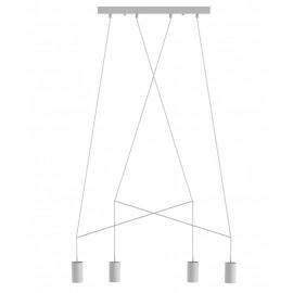 Imbria White Iv 9191 - Nowodvorski - lampa wisząca nowoczesna