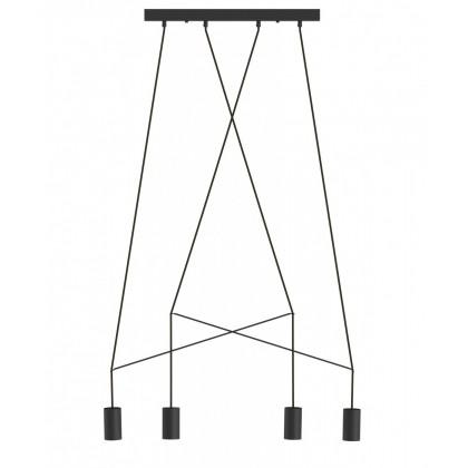 Imbria Black Iv 9192 - Nowodvorski - lampa wisząca nowoczesna - 9192 - tanio - promocja - sklep