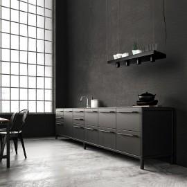 Plant Black 9381 - Nowodvorski - lampa wisząca nowoczesna