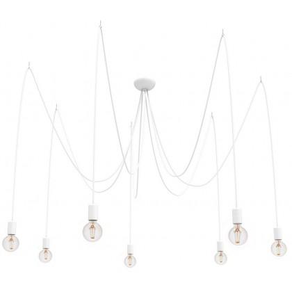 Spider White Vii 9743 - Nowodvorski - lampa wisząca nowoczesna - 9743 - tanio - promocja - sklep