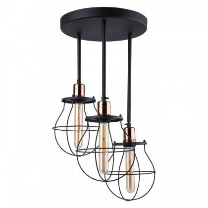 Manufacture Iii 9740 - Nowodvorski - lampa wisząca nowoczesna - 9740 - tanio - promocja - sklep