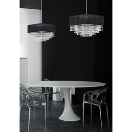 Modena Black I 4014 - Nowodvorski - lampa wisząca nowoczesna