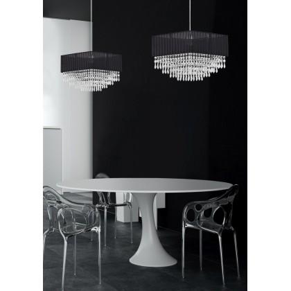 Modena Black I 4014 - Nowodvorski - lampa wisząca nowoczesna - 4014 - tanio - promocja - sklep