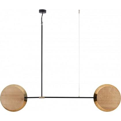 Minimal Smoked Oak Ii 9375 - Nowodvorski - lampa wisząca nowoczesna - 9375 - tanio - promocja - sklep