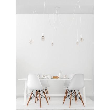 Spider White V 9744 - Nowodvorski - lampa wisząca nowoczesna - 9744 - tanio - promocja - sklep