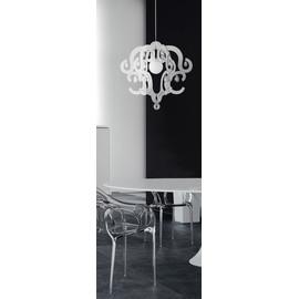 Katerina Transparent 5210 - Nowodvorski - lampa wisząca nowoczesna