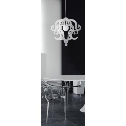 Katerina Transparent 5210 - Nowodvorski - lampa wisząca nowoczesna - 5210 - tanio - promocja - sklep