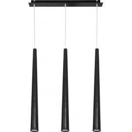 Quebeck Black Iii 5406 - Nowodvorski - lampa wisząca nowoczesna