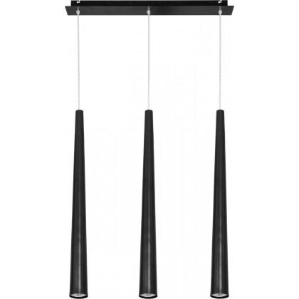 Quebeck Black Iii 5406 - Nowodvorski - lampa wisząca nowoczesna - 5406 - tanio - promocja - sklep