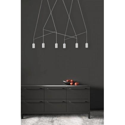 Imbria White Vi 9674 - Nowodvorski - lampa wisząca nowoczesna - 9674 - tanio - promocja - sklep