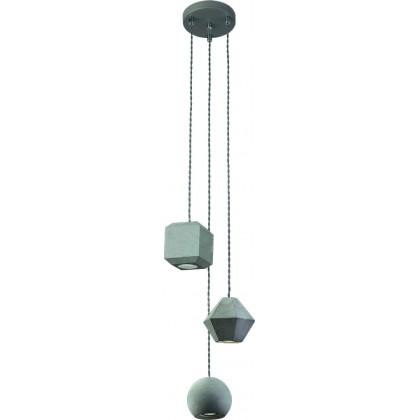 Geometric 9695 - Nowodvorski - lampa wisząca nowoczesna - 9695 - tanio - promocja - sklep