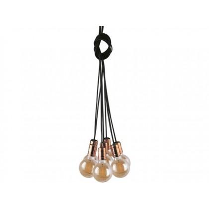Cable Black-Copper Vii 9746 - Nowodvorski - lampa wisząca nowoczesna - 9746 - tanio - promocja - sklep