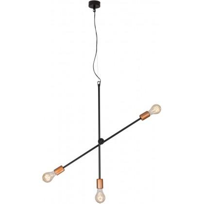 Sticks Black-Copper Iii 6268 - Nowodvorski - lampa wisząca nowoczesna - 6268 - tanio - promocja - sklep