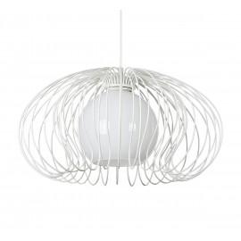 Mersey White 5295 - Nowodvorski - lampa wisząca nowoczesna