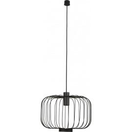 Allan Black I 6941 - Nowodvorski - lampa wisząca nowoczesna