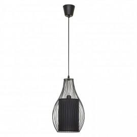 Camilla Black 4610 - Nowodvorski - lampa wisząca nowoczesna