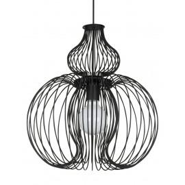 Meknes Black 5298 - Nowodvorski - lampa wisząca nowoczesna