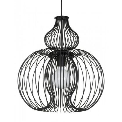 Meknes Black 5298 - Nowodvorski - lampa wisząca nowoczesna - 5298 - tanio - promocja - sklep