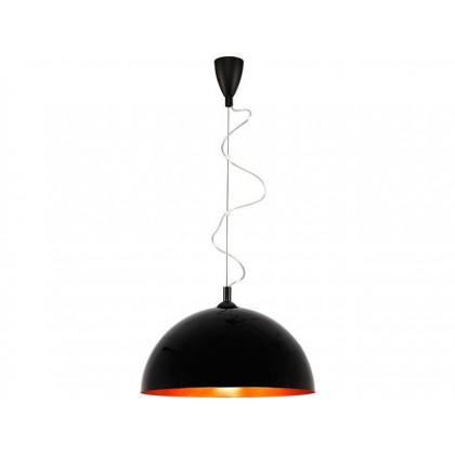 Hemisphere Black - Gold L 4844 - Nowodvorski - lampa wisząca nowoczesna - 4844 - tanio - promocja - sklep