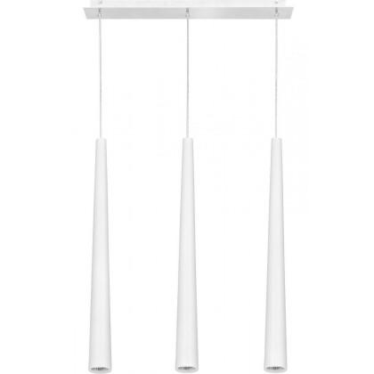 Quebeck White Iii 5404 - Nowodvorski - lampa wisząca nowoczesna - 5404 - tanio - promocja - sklep
