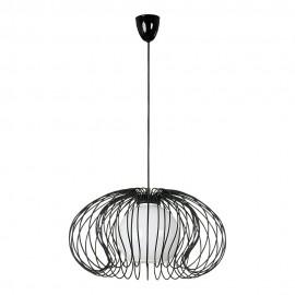 Mersey Black 5296 - Nowodvorski - lampa wisząca nowoczesna