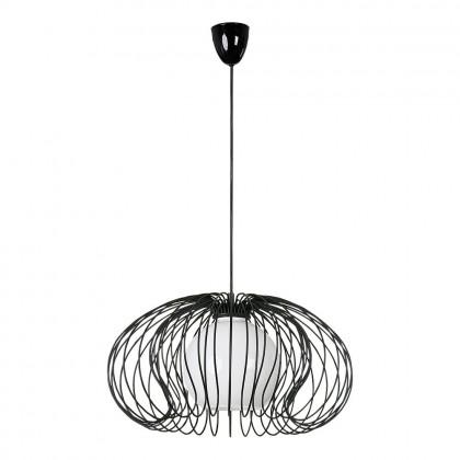 Mersey Black 5296 - Nowodvorski - lampa wisząca nowoczesna - 5296 - tanio - promocja - sklep
