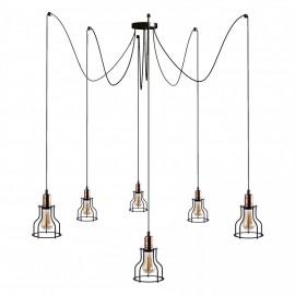 Workshop Vi 9631 - Nowodvorski - lampa wisząca nowoczesna