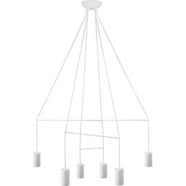 Imbria White Vi 9676 - Nowodvorski - lampa wisząca nowoczesna