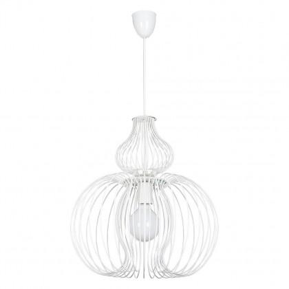 Meknes White 5297 - Nowodvorski - lampa wisząca nowoczesna - 5297 - tanio - promocja - sklep