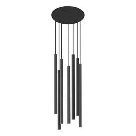 Laser Black Vii 8920 - Nowodvorski - lampa wisząca nowoczesna