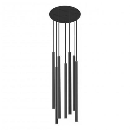 Laser Black Vii 8920 - Nowodvorski - lampa wisząca nowoczesna - 8920 - tanio - promocja - sklep