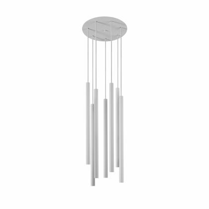 Laser White Vii 8918 - Nowodvorski - lampa wisząca nowoczesna - 8918 - tanio - promocja - sklep