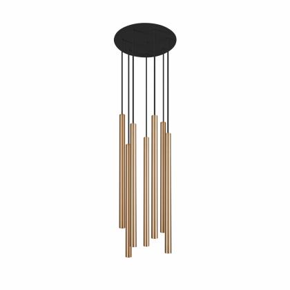 Laser Brass Vii 8921 - Nowodvorski - lampa wisząca nowoczesna - 8921 - tanio - promocja - sklep