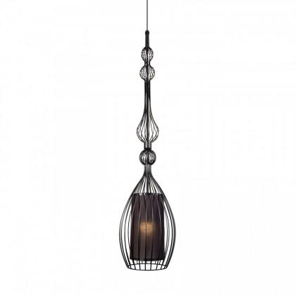 Abi L Black 8864 - Nowodvorski - lampa wisząca nowoczesna - 8864 - tanio - promocja - sklep