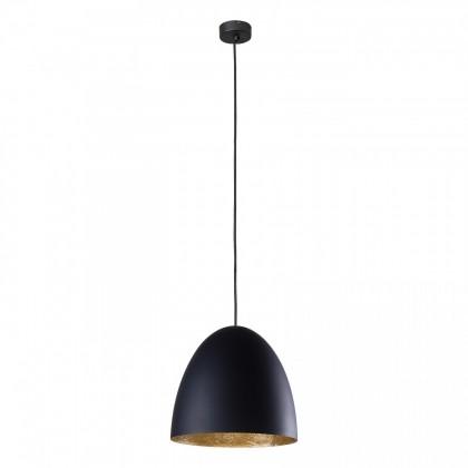 Egg M Black-Gold 9022 - Nowodvorski - lampa wisząca nowoczesna - 9022 - tanio - promocja - sklep