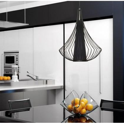 Karen Black 4607 - Nowodvorski - lampa wisząca nowoczesna - 4607 - tanio - promocja - sklep