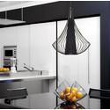 Karen Black 4607 - Nowodvorski - lampa wisząca nowoczesna