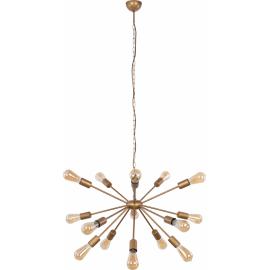 Rod Gold Xv 9027 - Nowodvorski - lampa wisząca nowoczesna