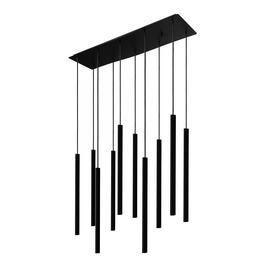 Laser Black X 8923 - Nowodvorski - lampa wisząca nowoczesna